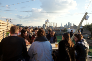 Netil360 Rooftop Bar - A Cambridge Audio Install